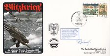 Air Attack on Warsaw Sept 1939 Signed H Bolcewicz 301 Sqn Polish Bomber Sqn