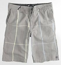 Fox Racing Youth Boys Gonzo Shorts Grey Size 28