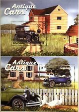 GRENADA 2000 Block 579-80 Vintage Classic Cars Dodge Tourer Chrysler Autos MNH