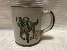 1978 Louisville Stoneware-104th Kentucky Derby Collector Mug