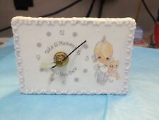 """""""Take A Moment To Show You Care""""-Precious Moments Clock-Works-dc"""