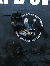 Dragon in Dreams DID LAPD SWAT FM53 Mask & VPU Loose 1/6th scale