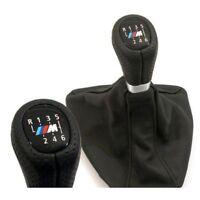 BMW 1er 3er E87 3er E90 E91 M Schaltknauf Sportschaltknopf Lochleder 6 Gang