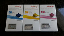 genuine original XEROX ColorQube 8570-8580 108R00931/2/3/ ink set kit