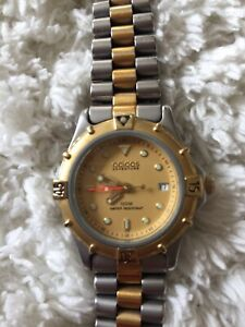 Adidas Vintage Collection Diver 100M Adventure 1 Watch NOS Montre 90s Small