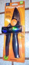Fiskars Power Gear Trimmer Bypass Pruner 8736  NEW