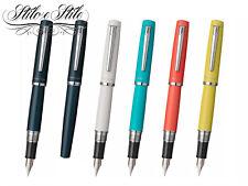 Platinum Procyon Pen Fountain Pen Platinum Steel Nib F - (M)