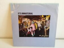 IT'S IMMATERIAL Ed's funky diner 90333