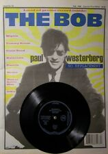 PAUL WESTERBERG Make Your Own Kind of Music VINYL FLEXI + Mag Replacements