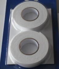 Heavy Duty Strong Double Sided Sticky Adhesive Tape Foam Padded Mounting + Pads