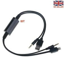 BMW & Mini USB AUX-IN Interface Audio Lead Adaptateur iPod iPhone 5 5 s 6 plus