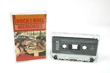 Rock & Roll Memories Cassette Tape 1992 BMG Music RCA Compilation