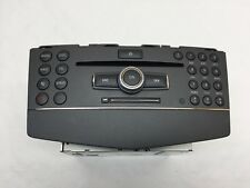MERCEDES BENZ C CLASS W204 CD RADIO NAVIGATION HEAD UNIT A2049060902