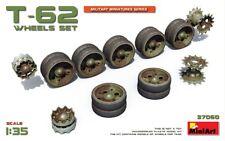 Miniart 1/35 T-62 Ruote Set #37060