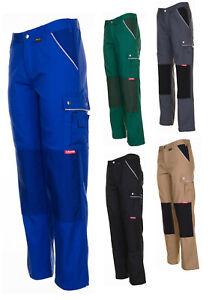 Planam Bundhose CANVAS 320 Arbeitshose Blaumann alle Farben & Größen
