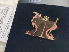 Disney Shopping Pin Villain Series Maleficent LE500
