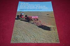 American Six Pack Hay Bale Accumulator Dealer's Brochure DCPA6