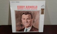 Eddy Arnold  -  Sings Them Again          RCA Victor  LSP-2185    Vinyl LP Album