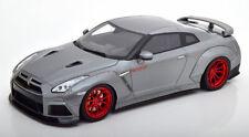 1:18 GT Spirit Nissan GT-R (R35) Prior Design greymetallic