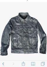 Gilded Age Men Leather Jacket Spring