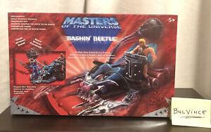 He-Man Masters of the Universe Bashin' Beetle 2002 200x Mattel MOC