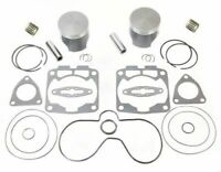 2004 Polaris 800 XC SP Top End Rebuild Kit Pistons Bearings Gaskets Std 85mm
