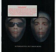 PET SHOP BOYS - Alternative 2 CD Set w/ Lenticular Cover PROMO