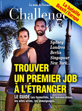 CHALLENGES n°516 du 6-12.4.2017**TROUVER 1 JOB à L'ETRANGER=GUIDE*BREXIT/EUROPE