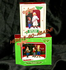SCUT FARKUS and HIS TOADIE & RALPHIE NEEDS NEW GLASSES A christmas Story Dept 56