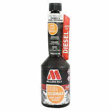 Millers Oils Diesel Power Ecomax One Shot Boost Fuel Additive Treatment 250ml