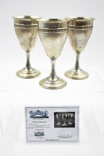 WARCRAFT MOVIE- THREE COUNCIL MEETING GOBLETS SCREEN USED