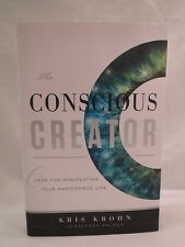 Conscious Creator Book by Kris Krohn/Stephen Palmer xmas gift for wealth NEW