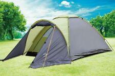 Tente 3 Personnes Familienzelt Explorer Langeland Tente Dôme Camping