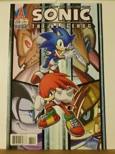 Sonic the Hedgehog 232 Archie IDW Knuckles Shadow Tails Ongoing Series