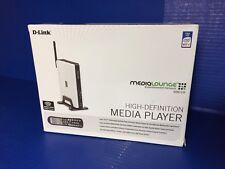 D-link MediaLounge DSM-510 Digital HD Media Streamer