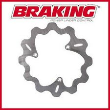 DISCO FRENO ANTERIORE BRAKING WAVE A MARGHERITA x SUZUKI CROSS RM 80 85 SZ26FID