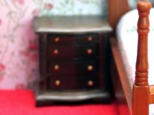 1:12 Dolls House Furniture Set Of 2 Chest Of Drawers EX17