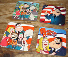 American Dad COASTER Set