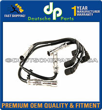 ORIGINAL VOLKSWAGEN BEETLE GOLF JETTA SPARK PLUG IGNITION WIRE SET 06A905409L