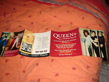 QUEEN GREATEST HITS 3!!!!!!!!!!!!!RARE FRENCH PRESS/KIT