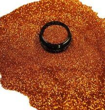 3ml Glitter 0,2mm, Orange, Glitterstaub, Puder in Acryl Dose, Nr. 801-021-a