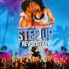 STEP UP REVOLUTION CD w/ TRAVIS BARKER Fergie FAR EAST MOVEMENT Justin Bieber