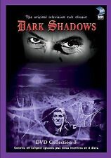 Dark Shadows - Collection 3 Used Large Case (Dvd, 2002, 4-Disc Set, Boxed Set)