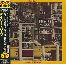 GARY BARTZ  music is my sanctuary  / TOCJ-50251 , EMI JAPAN , 24-BIT RMST