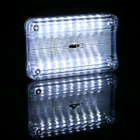 White 36 LED Car Vehicle Interior Dome Roof Ceiling Reading Trunk Light Lamp