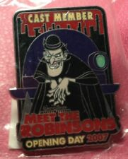 DISNEY PIN - MEET THE ROBINSONS Opening Day 2007 WDW Cast Member LE
