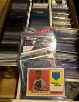 Mystery Baseball Card Pack 10 Total Cards 5 Hits (Auto, Relic, #ed) QUANTITY