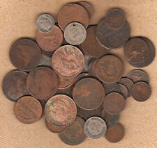 (52) Foreign Coins 1800's