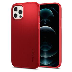iPhone 12 Mini 12 /12 Pro 12 Pro Max Case   Spigen [ Thin Fit ] Slim Cover