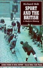 Sport and the British: A Modern History (Paperback or Softback)